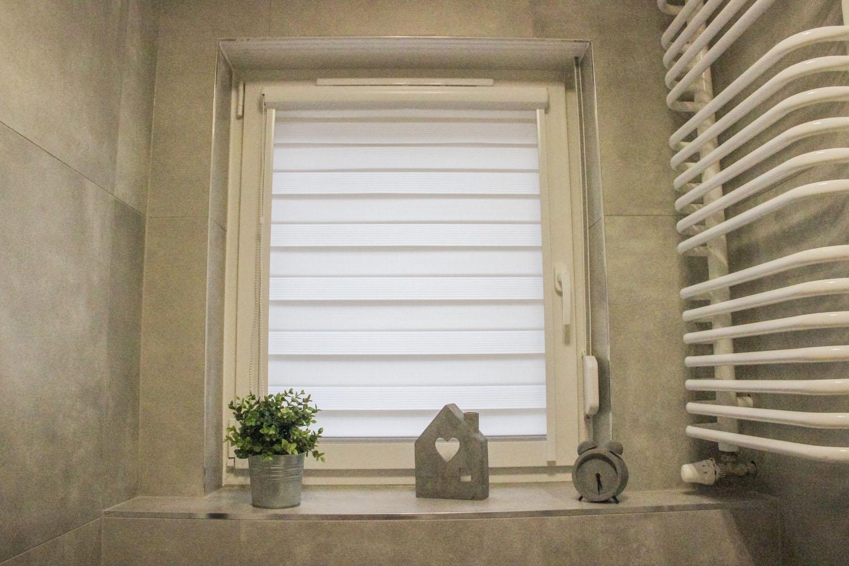 Szycie rolet rzymskich oraz montaż moskitier - Projekt Motilove - Rolety rzymskie