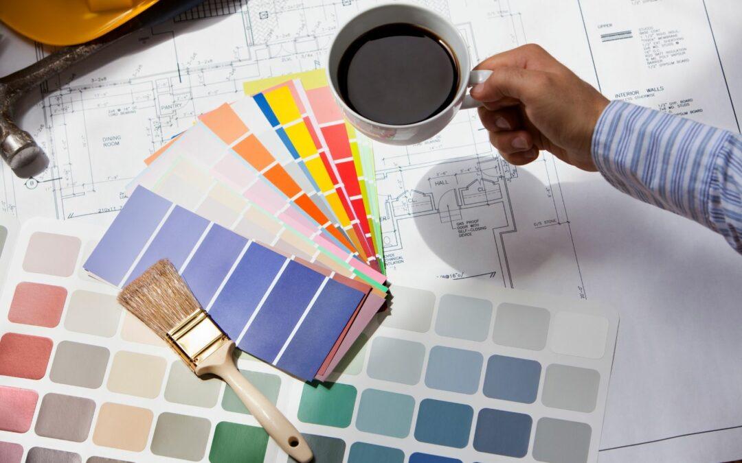 Trendy kolorystyczne w 2021 roku – te kolory będą pożądane we wnętrzach